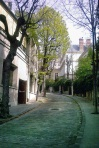 Ave Frochot Paris