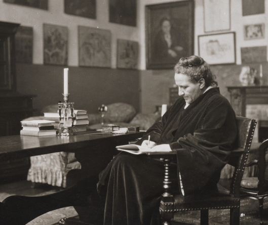Gertrude Stein in Paris